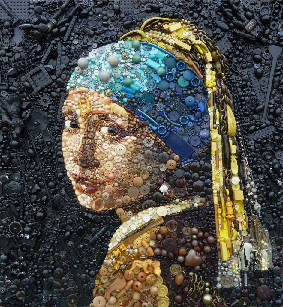 نقاشی با زبالهها / جان پرکینز