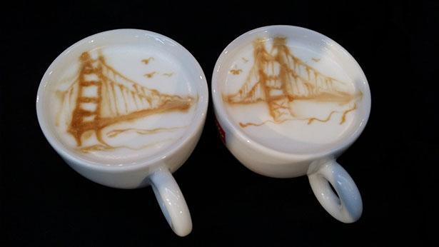 خلاقیت با طعم قهوه