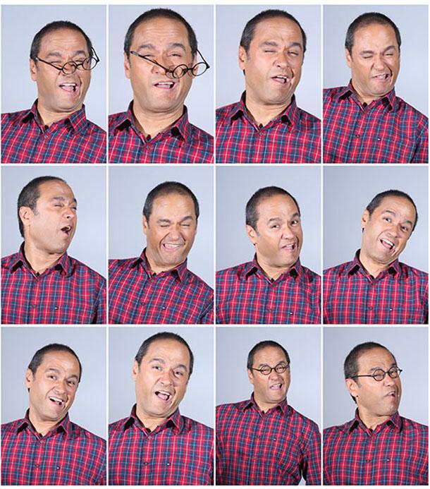 مراحل طرحی جلد مجله همشهری جوان / خنده وانه