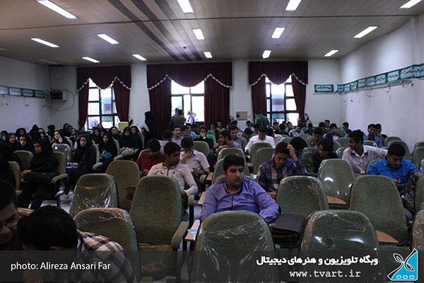گزارش تصویری ورودی های جدید سال 93 دانشگاه دامغان
