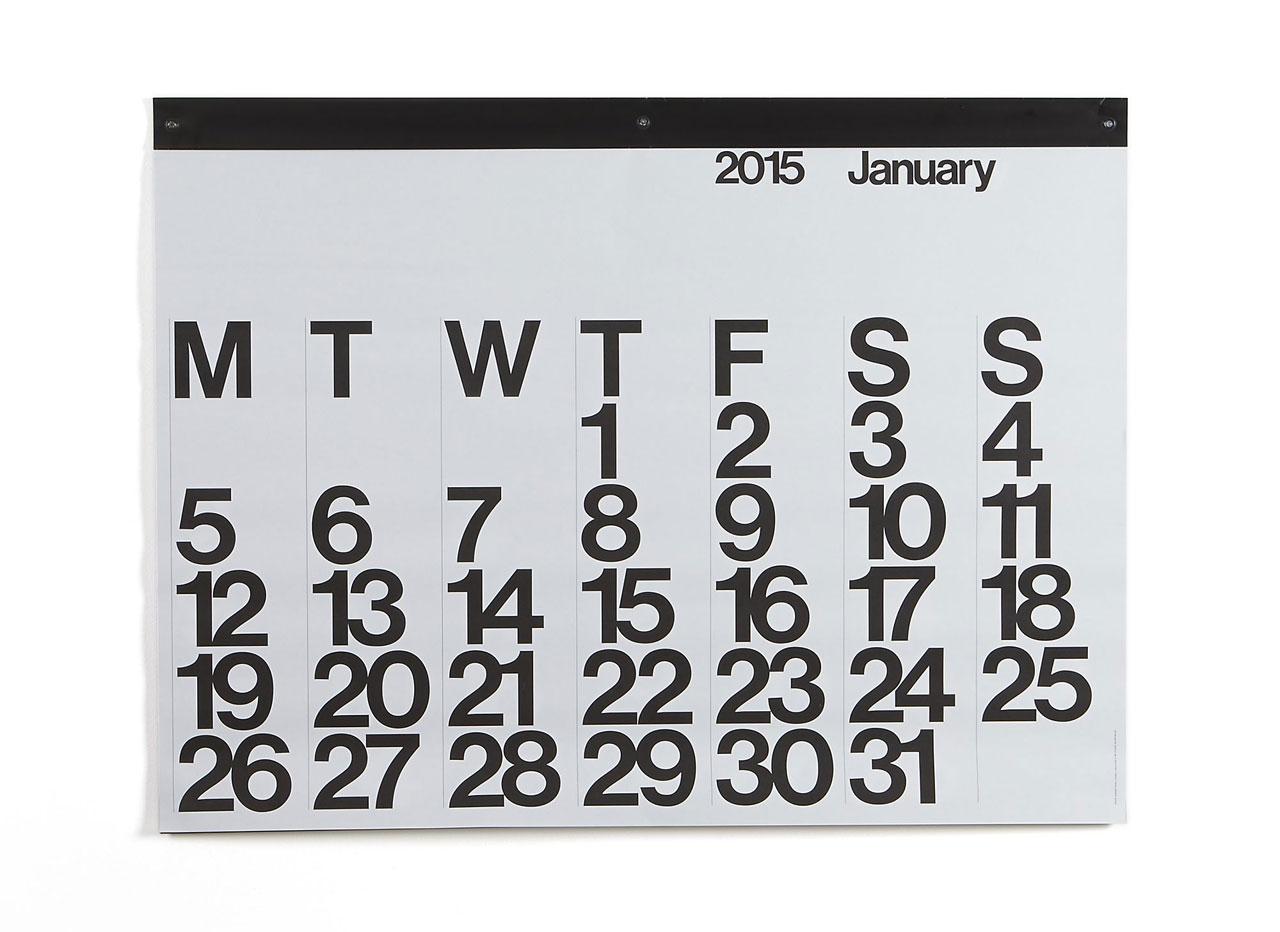 تقویم برگزیده