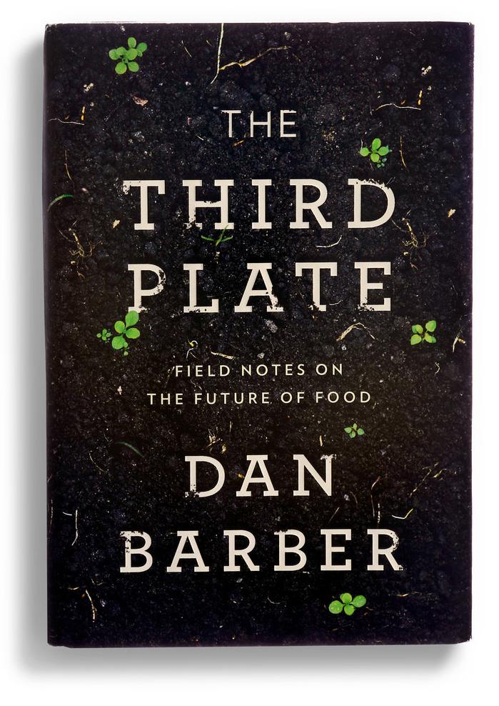 بشقاب سوم – یادداشتهاى میدانى درباره آینده غذا / طراح: Gabriele Wilson