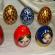 جشنواره تخم مرغهای رنگی در بازارچه خیریه