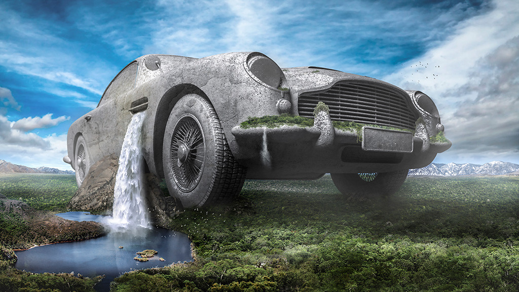 Stone-Car