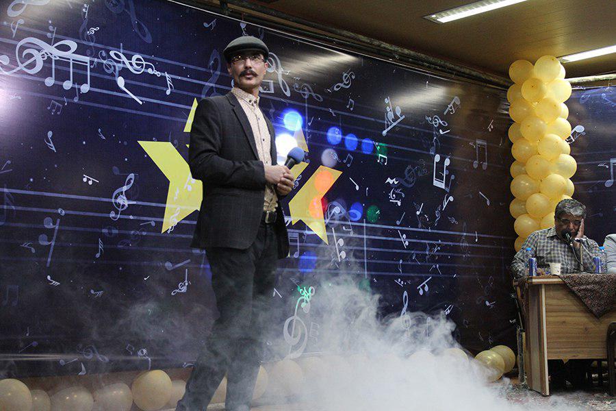 گزارش تصویری از برگزاری مرحله نهایی مسابقه خوانندگی ستاره برتر
